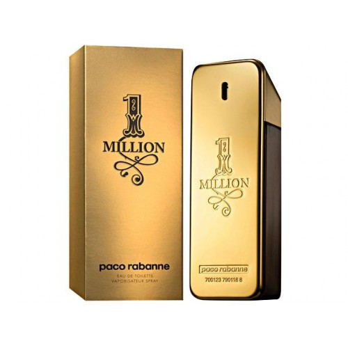 PACO RABANNE 1 MILLION MASCULINO EAU DE TOILETTE