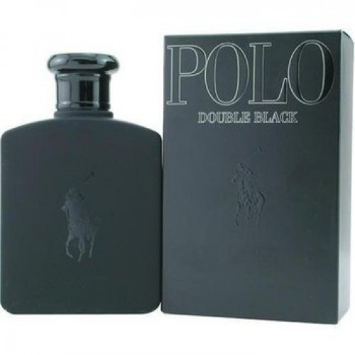 POLO DOUBLE BLACK MASCULINO EAU DE TOILETTE